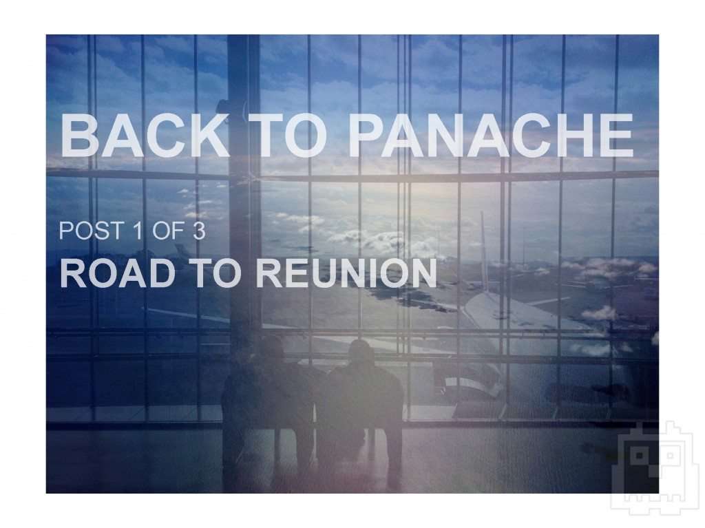 Back to Panache 1 or 3 Road to Reunion