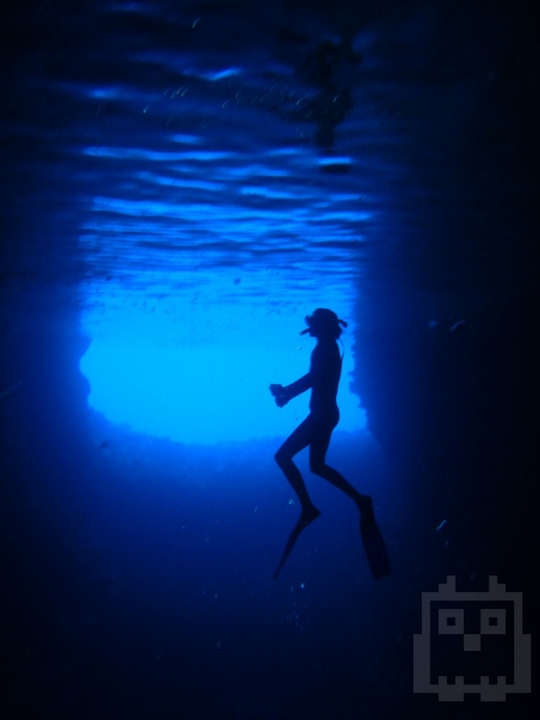 Swallow Cave Tonga Snorkel
